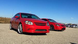 The Forgotten Hot Compact: 2009 Cobalt SS Review - YouTube