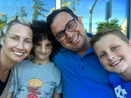 photo nathaniel newman recently celebrated his 13th birthday with his family who still finds