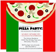 Pizza Party Invitation Templates 14 Pizza Party Invitation Designs Templates Psd Ai Free