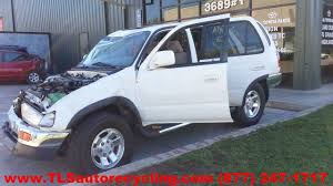 Toyota 4 Runner 1998 Car for Parts - YouTube