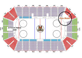 Crown Center Of Cumberland County Seating Chart All You Can Eat Package Fayetteville Marksmen