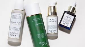 Brand Sunday Is Right So With Allure Obsessed Riley Now Why Everyone Skin-care The