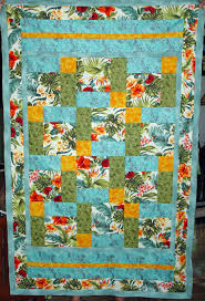 Felines and Fibre Arts: Hawaiian Fabric Quilt - Part 1 & Here is a picture of the quilt top that I posted earlier in case you were  wondering what the whole top looks like. This was posted as part of my  Hawaiian ... Adamdwight.com