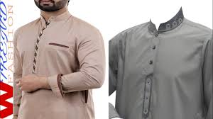 Gents Clothes Design 2019 Mens Shalwar Kameez Collar Neck Design Men Gents Kurta