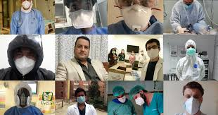 'Worse than war': Health workers on a year of the pandemic ...