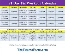 Gym Exercise Chart Day Wise Bedowntowndaytona Com