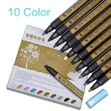 Kopen Goedkoop Premium Metallic Markers Pennen Metalen Art