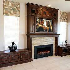 ... Full Image for Electric Fireplace Wall Mount Costco With Mantel And  Storage Insert Tv Stand Menards ...