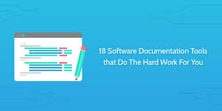 Software Documantation 18 Software Documentation Tools That Do The Hard Work For