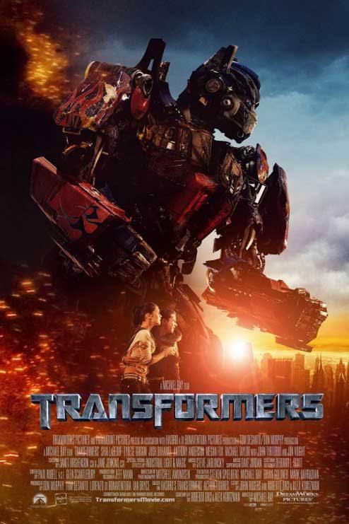 Download Transformers (2007) Dual Audio Hindi Movie 480p [400MB] | 720p [1.8GB] | 1080p [4.3GB]