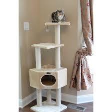 Armarkat Cat Tree Pet Furniture Condo Free Shipping Today