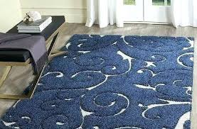 blue area rug blue area rug modern modern navy blue area rug in modern fl design