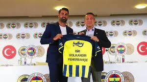 BİR VOLKAN'DIR FENERBAHÇE - Fenerbahçe Spor Kulübü