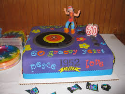 My Brother In Law Daves 60th Birthday Cake