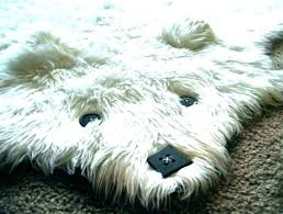 polar bear skin rug faux bear skin rug faux bear skin rug for nursery rugs polar bear skin rug