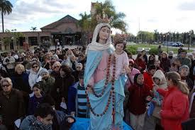 Resultado de imagen para VIRGEN MARIA DE ORANDO CON MARIA SANTISIMA