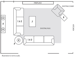 Den Furniture Arrangements Furniture Floorplan Den Arrangements