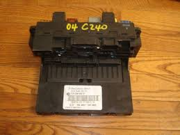 mercedes benz w163 ml320 ml430 oem main fuse box relay panel mercedes benz w203 c240 oem sam signal acquistion fuse box module 203 545 28 01