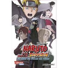 Naruto the Movie: Shippuden - Die Erben des Willens des Feuers Movie 6 -  Takagi GmbH -Books & More- (高木書店・ドイツ)