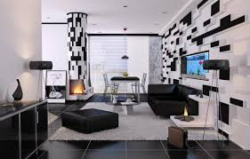For Black And White Living Room Black And White Living Room Designs With Trendy And Perfect Decor
