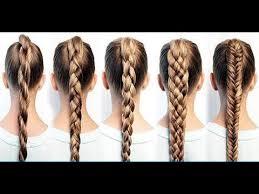 كيفية عمل ضفائر شعر الفرنسية اشكال و انواع ضفيرة الشعر