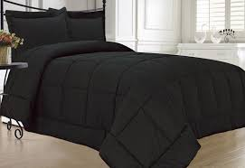 down comforter sets king. Fine King Black Down Alternative Comforter Set King With Sets F