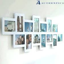 multi photo frames multiple picture frames on wall awesome studio multi frame white collage photo multi