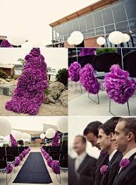 Paper Flower Wedding Decorations Decor All Paper Flowers 2026802 Weddbook