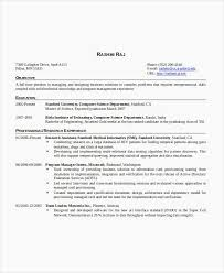 Software Engineer Resume Samples Professional Resume Sample Software