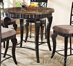 elegant marble top bar table with round counter height pub table regarding brilliant house counter height round pub table decor