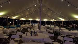 ceiling up lighting. Mont Du Lac Tent Wedding. Outdoor Style Bistro And Yellow Up Lighting. Ceiling Lighting Y