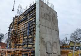 shear wall design considerations