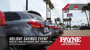 enjoy your holiday with the mitsubishi outlander payne mission mission texas