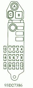 toyota fuse box diagram fuse box toyota 1992 corolla diagram fuse box toyota 1992 corolla diagram