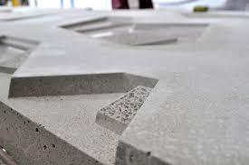 Relief concrete / Project: Bahnhof Rotterdam (Photo: BetonBild)