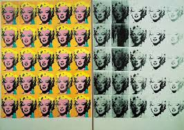 originally a successful commercial artist andy warhol
