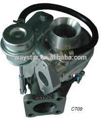 Ct9 Hybrid Turbocharger For Toyota Starlet Ep91 Ep82 4efe ...