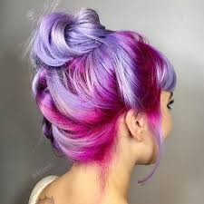 Hairstyle Color best 25 colourful hair ideas galaxy hair color 8410 by stevesalt.us