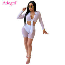 Mesh Outfit Promotion-Shop for Promotional Mesh Outfit on ...