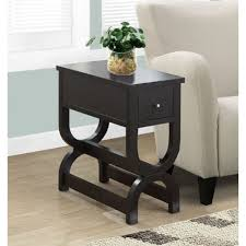 Living Room : Classic Style Console Table With 3 Drawer And Shelf ...