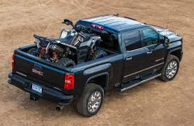 2018 gmc denali truck. simple truck 2018 gmc sierra 2500hd denali exterior rear profile inside gmc denali truck y