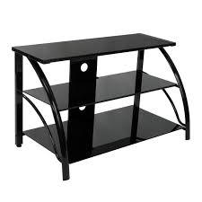 Tv Stand Black Studio Designs Calico Stiletto Tv Stand Black Black