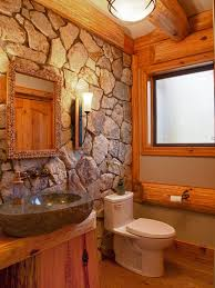 Cabin Style Decorating Ideas | Log Cabin Homes | Pinterest | Home, Rustic Bathroom  Designs And Rustic Bathrooms