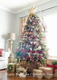 Plaid Christmas Tree Craftaholics Anonymousr Rustic Marquee Christmas Tree
