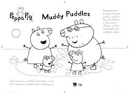 Nick Jr Coloring Pages Of Peppa Pig Nick Jr Coloring Pages 7