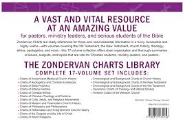 Theology Charts The Zondervan Charts Library Complete 17 Volume Set Resources For Understanding The Old Testament The New Testament Church History Theology