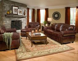 traditional living room decorating ideas. good quality leather sofas for traditional living room decorating ideas with fireplace and extra large carpet o