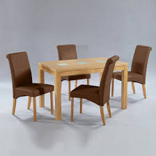brown dining chairs. Brown Dining Chairs I