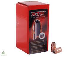 Hornady xtp bullet penetration