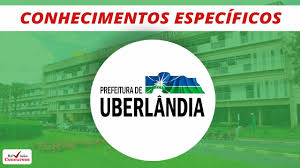 CONCURSO PREFEITURA DE UBERLÂNDIA - CONHECIMENTOS ESPECÍFICOS (Oficial  Administrativo) - YouTube